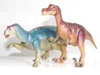 Disney Dinosaur Action Figures HeroSaur Aladar & Velociraptor (Faulty Sounds)