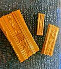 Star Trek DS9 Gold Pressed Latinum Bars-3 Piece Set-Gold Bar, Slip and Strip