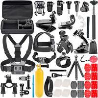Accessories Kit Tripod Mount Set for Gopro hero Go pro 5 4 3+ 3 2/SJCAM SJ5000
