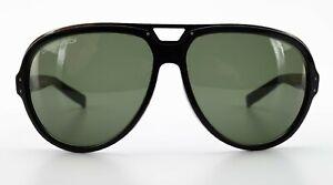 DSQUARED2 Sonnenbrille DQ 0006 01N 59-12 135 Schwarz Pilot Design Sun c2009