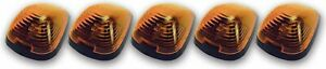 PACER PERFORMANCE Cab Roof Lights Amber 99-     Ford P/U LED P/N - 20-236