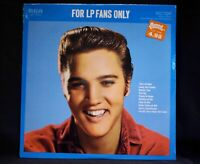 Elvis FOR LP FANS ONLY Victor RCA LSP-1990(e)