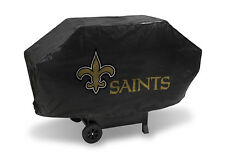 New Orleans Saints Deluxe Heavy Duty Barbeque BBQ Grill Cover NFL