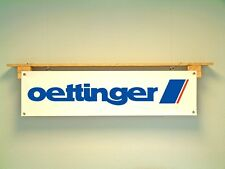 Oettinger Banner Workshop Garage VW Audi vehicle Tuning Advertising
