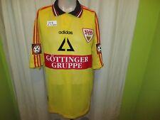 """VfB Stuttgart Adidas Ausweich Trikot 1997/98 """"Göttinger Gruppe"""" Gr.XXL Neu"""