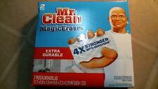 Mr. Clean 04249 Magic Eraser, 2 pads per box,  FREE SHIPPING