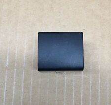 Saab 900 9-3 OEM Blank Dash Insert Square Button Switch Trim 4410403