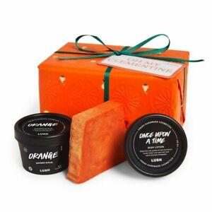 LUSH Gift Set Clementine
