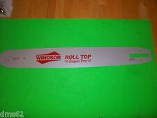 "WINDSOR 18"" BAR 325 050 GA 74 LINK FIT STIHL 028 036 034 039 029 MS390 184050SCP"