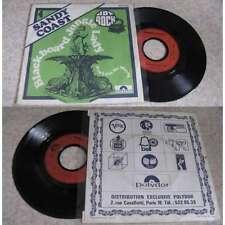 SANDY COAST - Blackboard Jungle Lady French 7' PS Heavy Prog 73