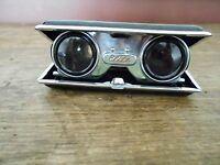VINTAGE OPERA GLASSES IN THEIR OWN CASE WITH BOX - ELITE- HAVE COATED LENS