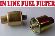 Gasolina Zapatillas Metal en Línea FILTROS DE COMBUSTIBLE - Universal