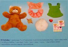 Colorbok Build A Bear Kit Tabby Kitty Ballerina