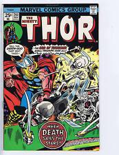 Thor #241 Marvel 1974