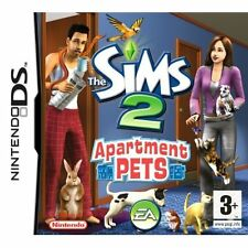 The Sims 2: Apartment Pets (Nintendo DS) VideoGames