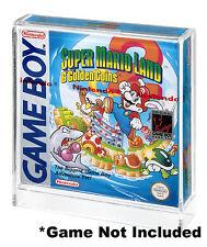 Nintendo Game Boy Game PAL Acrylic Display Case