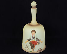 "Norman Rockwell 1980 Annual Bell ~ ""Leapfrog"" ~ First Limited Edition"