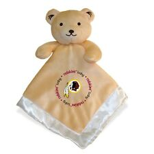 Washington Redskins Baby Security Bear Blanket, NFL Officially Licensed, 14X14
