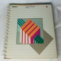 Apple ii  Applesoft Tutorial iie Manual (1982) For iie only