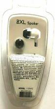 2XL Spoke Skullcandy Noise Isolating In-Ear Earbud/Headphone Model:X2SPZ-690 WHT