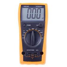 Professional VC6243+ Digital LC Meter Inductance Capacitance 2000uF 20H ±2.5%