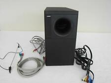 Black Bose Acoustimass 5 Series II Home Theater Subwoofer Sub - TESTED