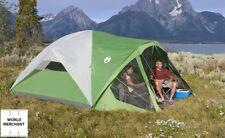 Carpa con Cabina de Acampada 6 Personas 6-8PersonTents Camping 4-6 6-7 Pop Up