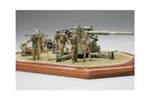 TAMIYA 35283 - 1/35 WWII DT. 88mm Flak 36 con personaggi-AFRICA SETTENTRIONALE-NUOVO