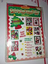 Christmas Memories Forever Scrapbooking Kit 25907 Frames Paper Template