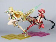 Xenoblade Chronicles 2 Pyra Mythra Homura Hikari Anime Figure 1/7 PVC en boite