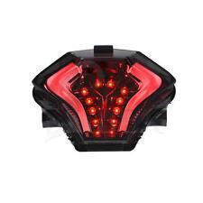 Yamaha R3 / R25 / MT-07 / FZ-07, Bj. 14- LED-Rücklicht getönt, E-geprüft