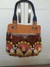 Fossil Key Per Tote Shopper Patterned Coated Handbag Shoulder Bag W 45 x H 35 cm