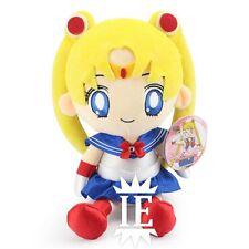 SAILOR MOON 30 CM PELUCHE bunny plush doll pupazzo action figure manga luna new