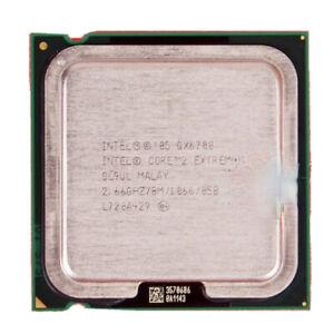 Intel Core 2 Extreme QX6700 @2.66 GHz Quad-Core 8M 1066MHz Processor LGA775 CPU
