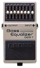 BOSS Bass Guitar Accessories