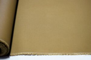 """1000D Cordura Nylon Fabric Coyote Brown Solution Dyed Coated 60"""" Wide 1000 D DWR"""