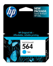 Genuine HP 564 Inkjet Cartridges - Yellow