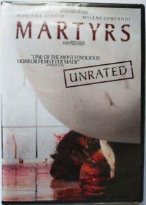 Martyrs (DVD, 2009) NTSC, Widescreen,  Region 1