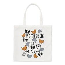 mère of Cats PETIT SAC FOURRE-TOUT - Drôle Crazy Cat Lady épaule