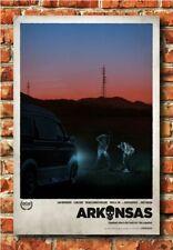 Arkansas Movie 2020 Poster Fabric 14x21 24x36 32x48 Art N-159