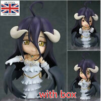 10CM Overlord Albedo Nendoroid 642# Anime Action Figures PVC Collection Toys