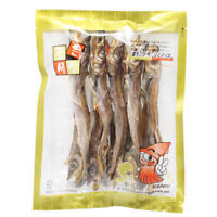 10pcs Dried Cod Little Pollack Soft Korean Snack Jerky High Protein Calcium_ar