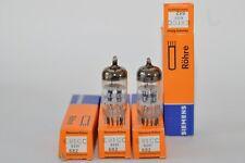 Siemens E81CC / E 81 CC / 6201, Audio-Röhre, Audio Preamp Tubes, NOS