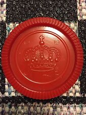 """One Large Jumbo Checker 3"""" Plastic Replacement ~ Red ~ For Rug Mat Game New"""