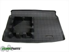 VW Volkswagen Golf GTI MK6 Muddy Buddy Rear Trunk Cargo Tray Liner W/Blocks OEM
