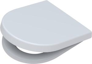 WC Sitz für Duravit Starck 3 Klobrille Klodeckel Absenkautomatik Weiß abnehmbar