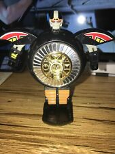 VTG Power Rangers Zeo Warrior Wheel Mega Zord Bandai 1996 Deluxe RARE Transforms