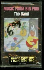 The Band Music From Big Pink USA Cassette Tape
