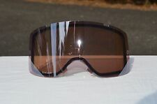 2014 NWT MEN'S SMITH SQUAD REPLACEMENT SNOWBOARD GOGGLES LENS $45 ignitor mirror