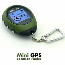 Mini GPS Tracker Tracking Device Pocket Location Finder With Keychain